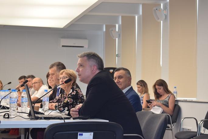 Съгласуваха и приеха концепция на план за действие по проект STOB regions – унаследяване и трансфер на бизнес